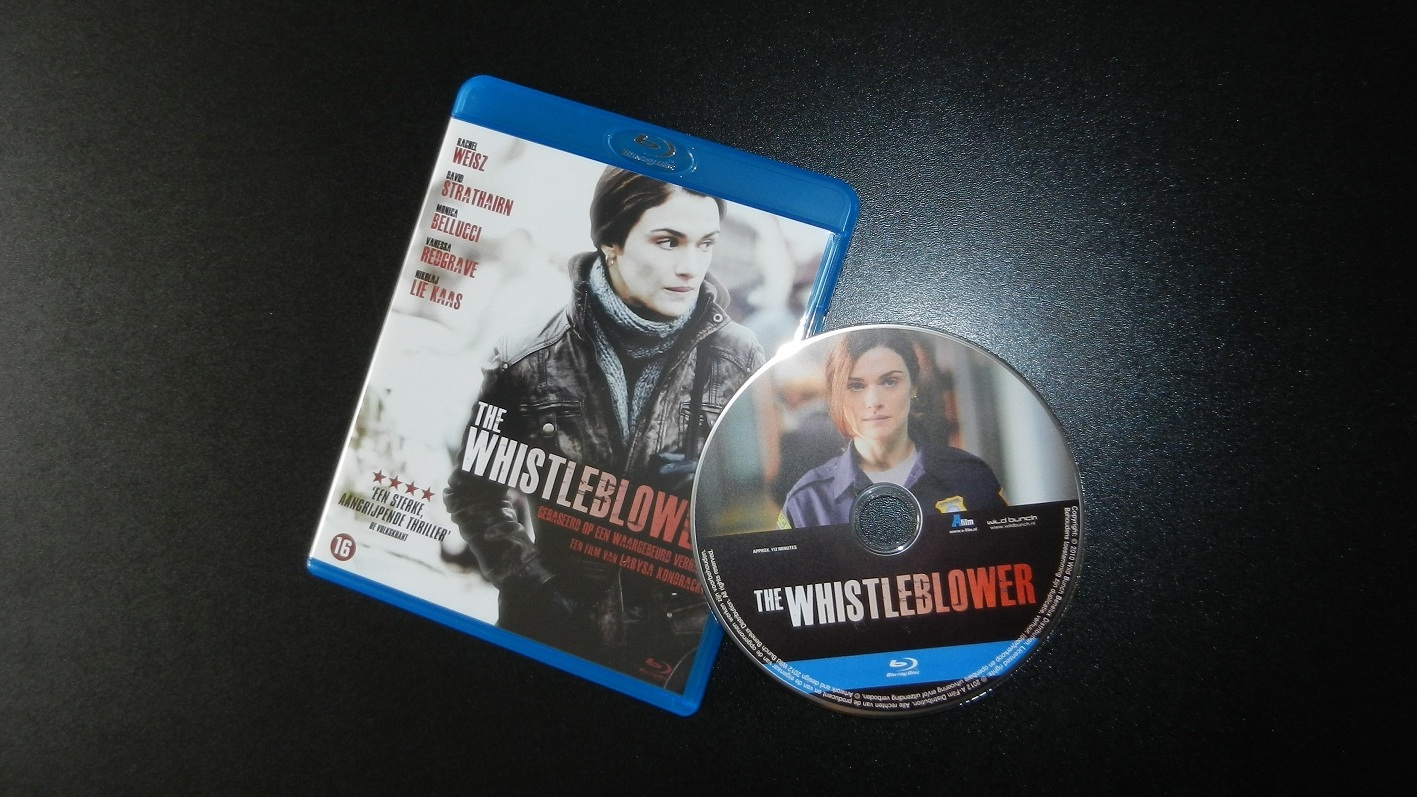 Blu-Ray Review: The Whistleblower