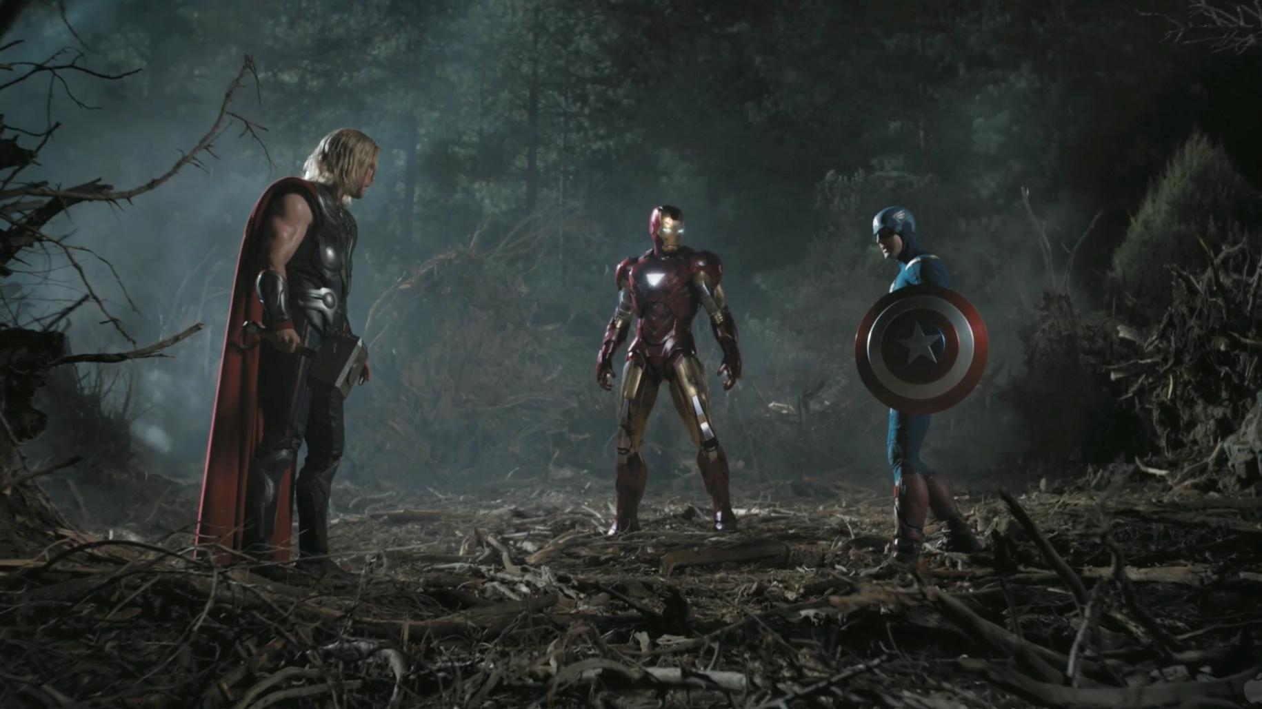 Trailer beter bekeken: The Avengers