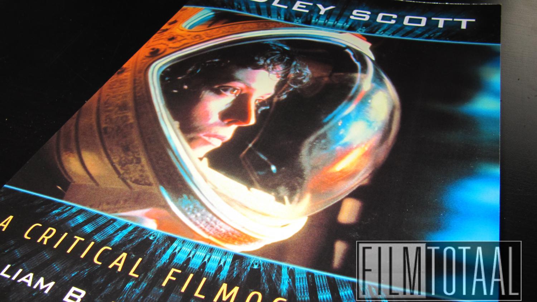 Fraai boek - Ridley Scott: A Critical Filmography