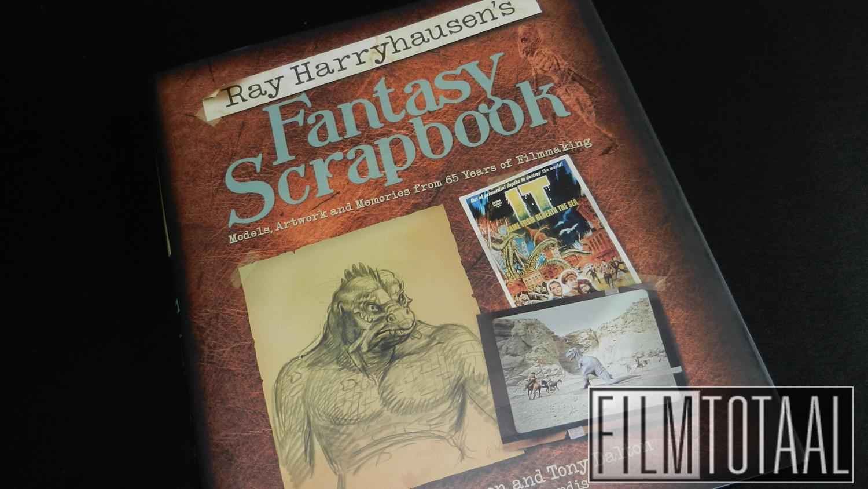 Fraai boek - Ray Harryhausen's Fantasy Scrapbook