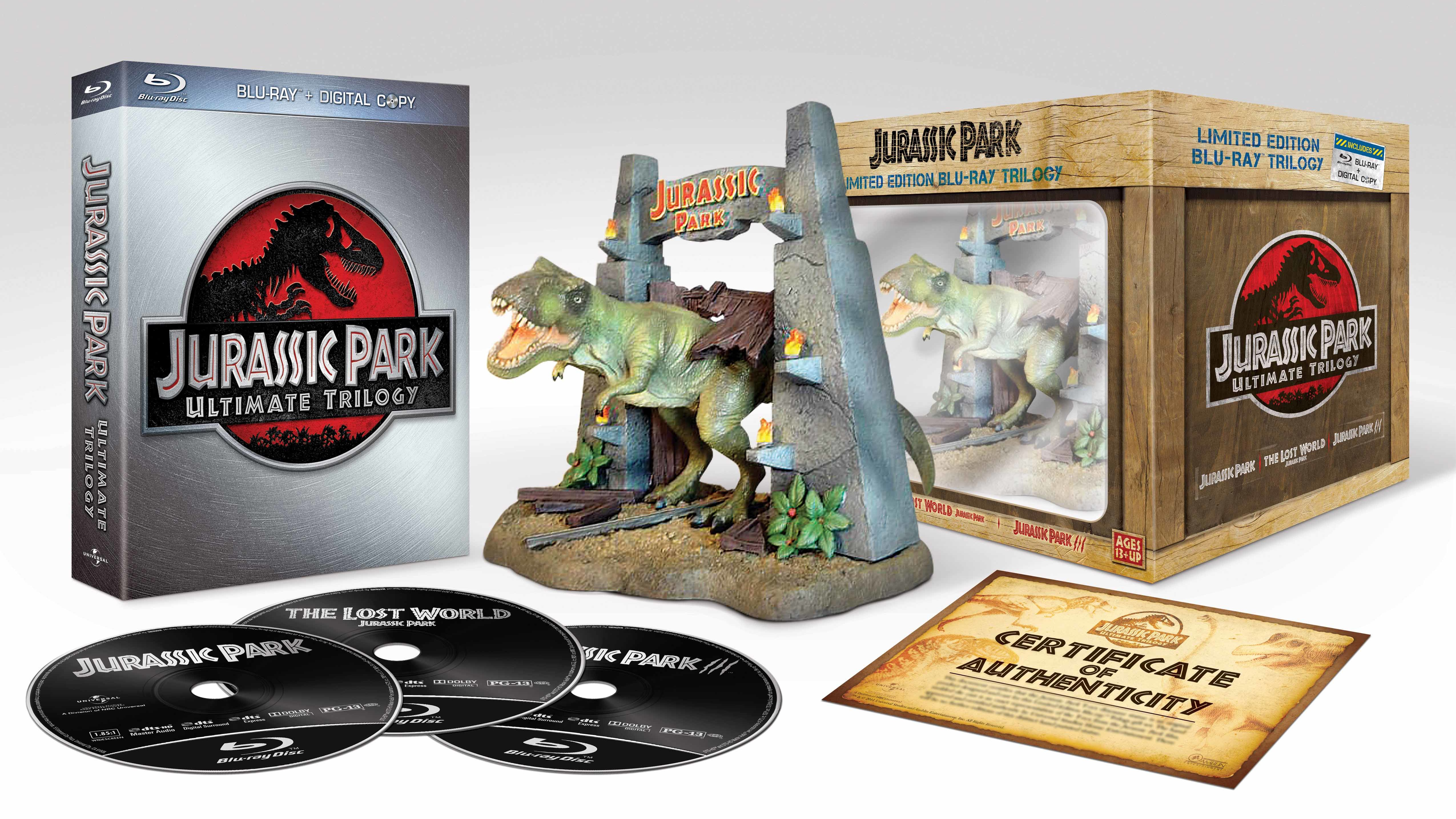 Blu-Ray release-overzicht: oktober