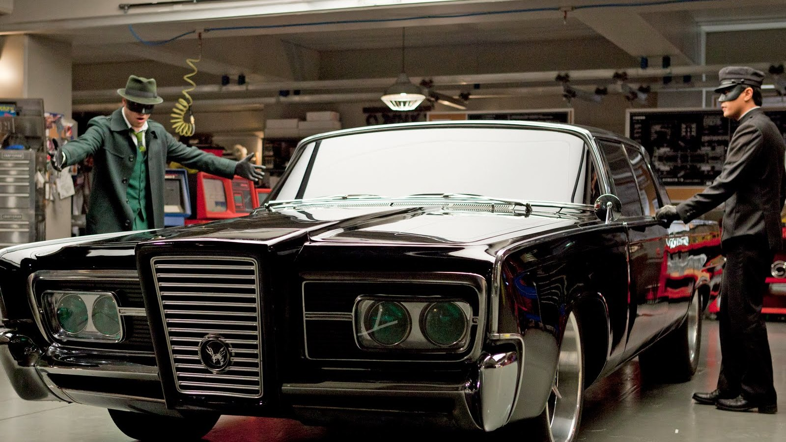 Blu-Ray Review: The Green Hornet