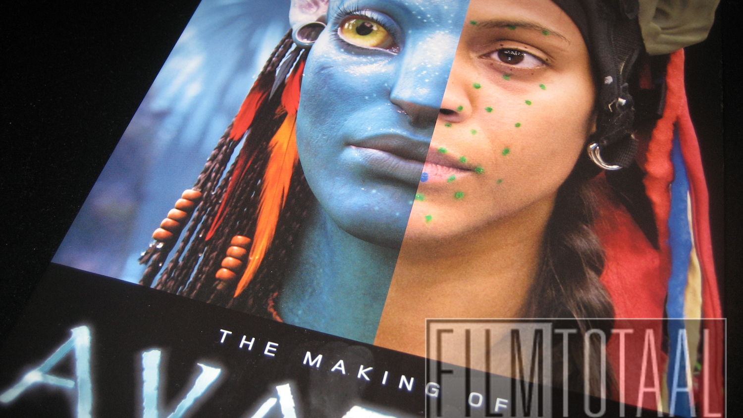 Fraai boek - The Making of Avatar