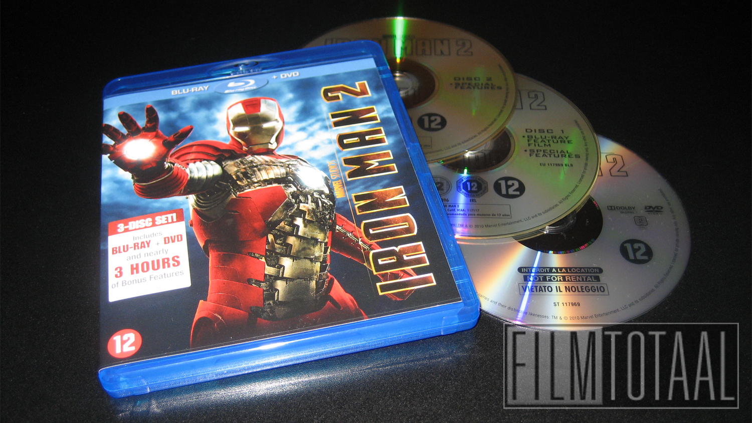 Blu-Ray Review: Iron Man 2