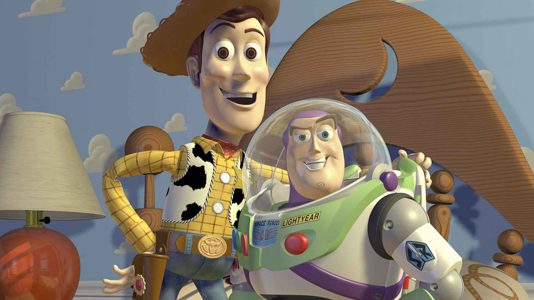 Blu-Ray Review: Toy Story 1 & 2