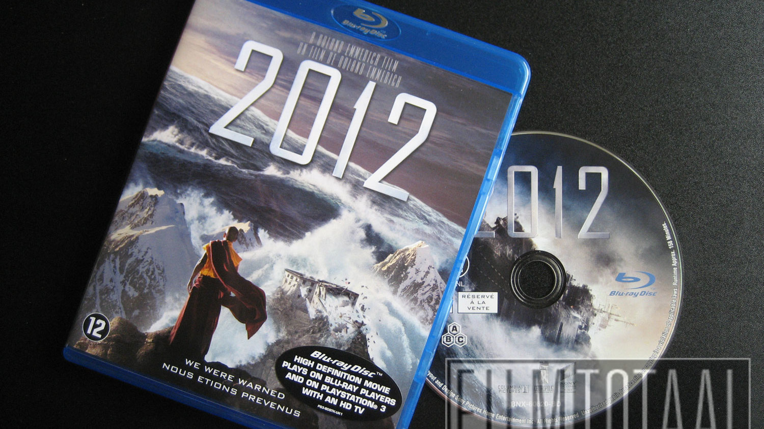 Blu-Ray Review: 2012