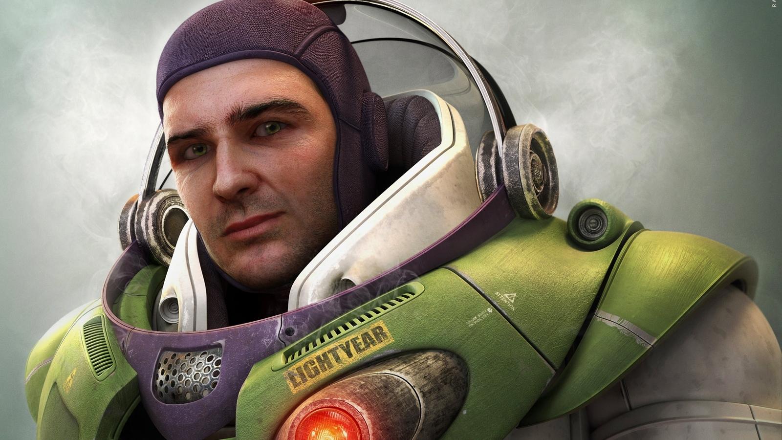 """De """"echte"""" Buzz Lightyear"""