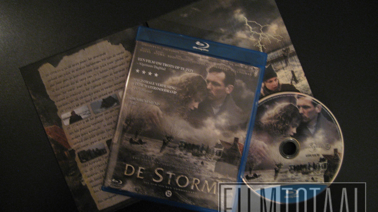 Blu-Ray Review: De Storm