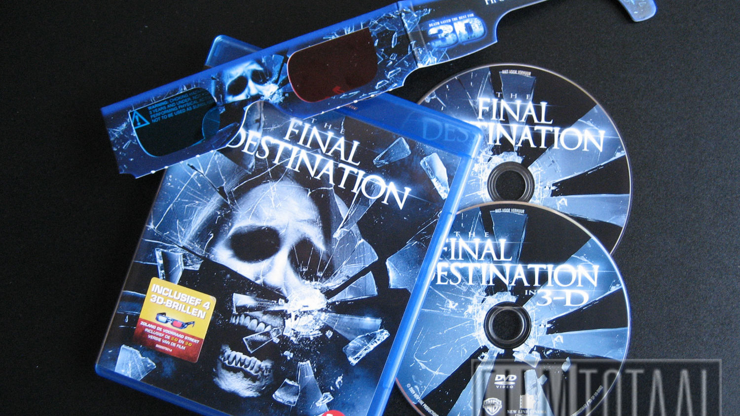 Blu-Ray Review: The Final Destination 3-D