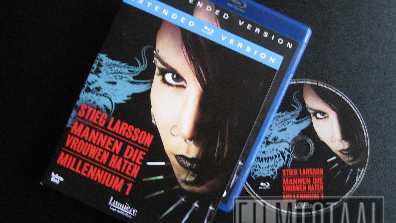Blu-Ray Review: Millennium: Mannen Die Vrouwen Haten
