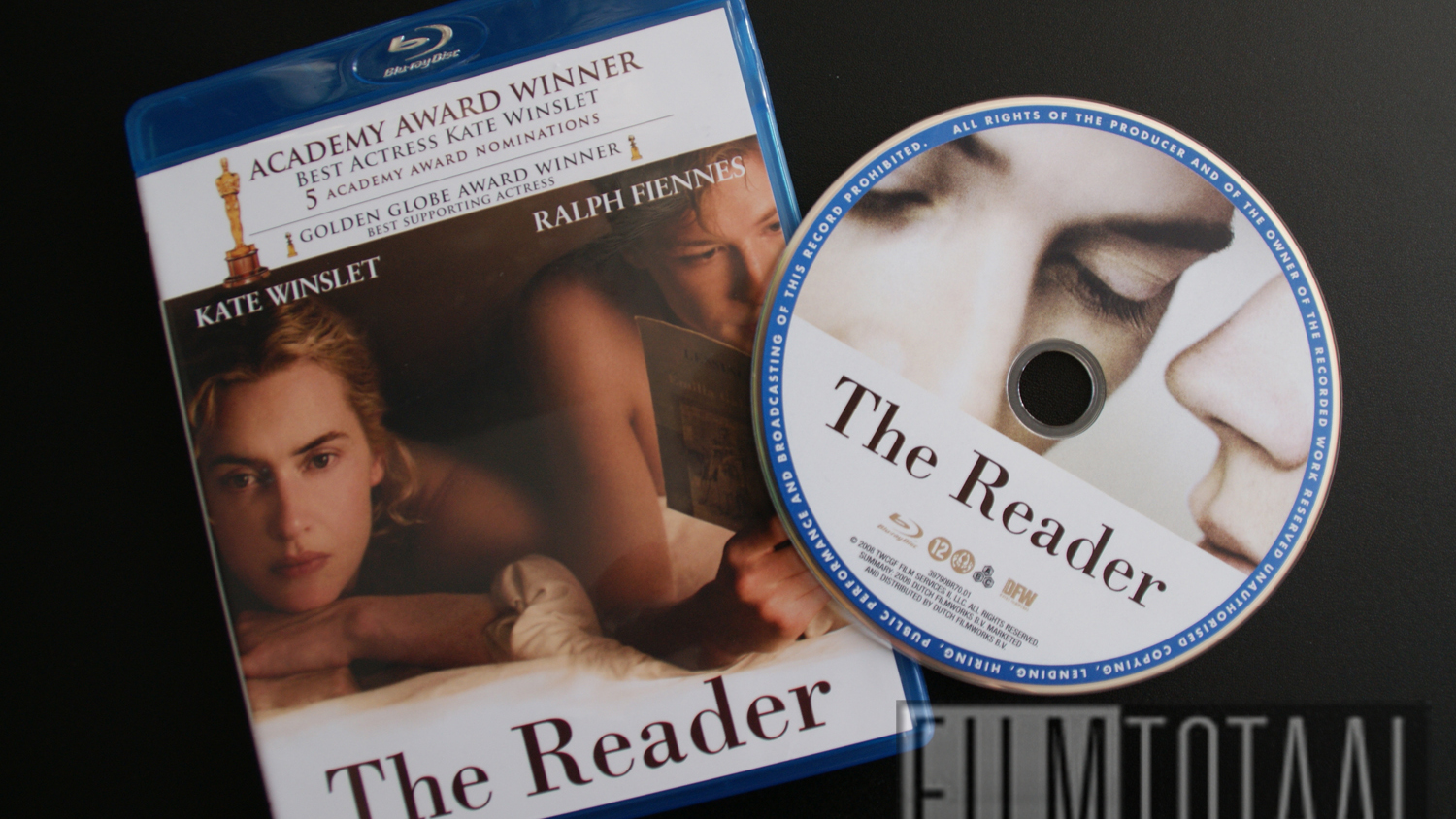 Blu-Ray Review: The Reader