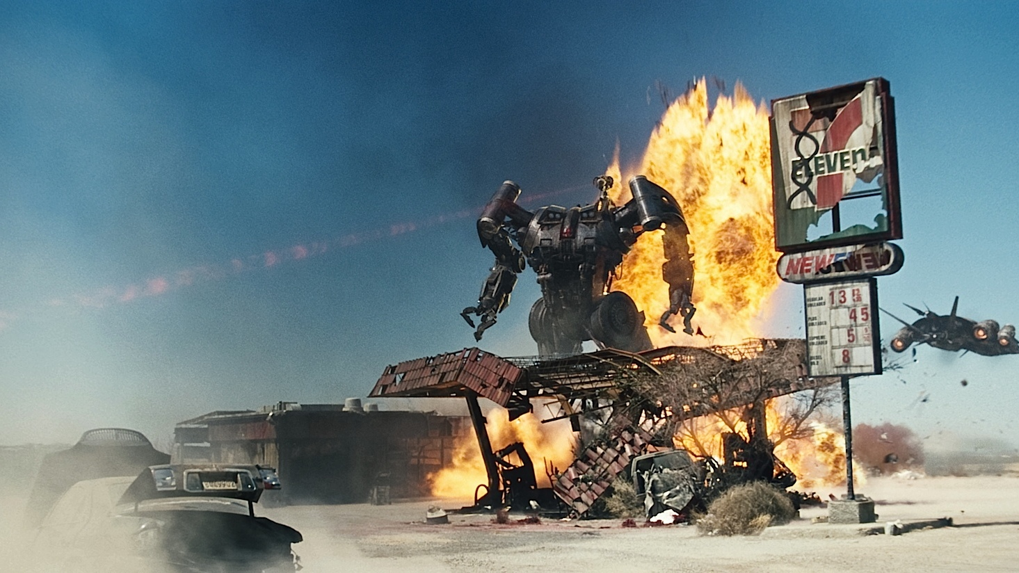 59 foto's uit Terminator Salvation