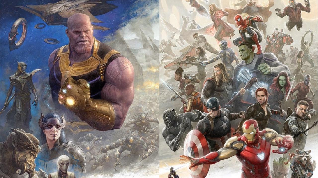 пустой постер мстителей сайте представлена большая