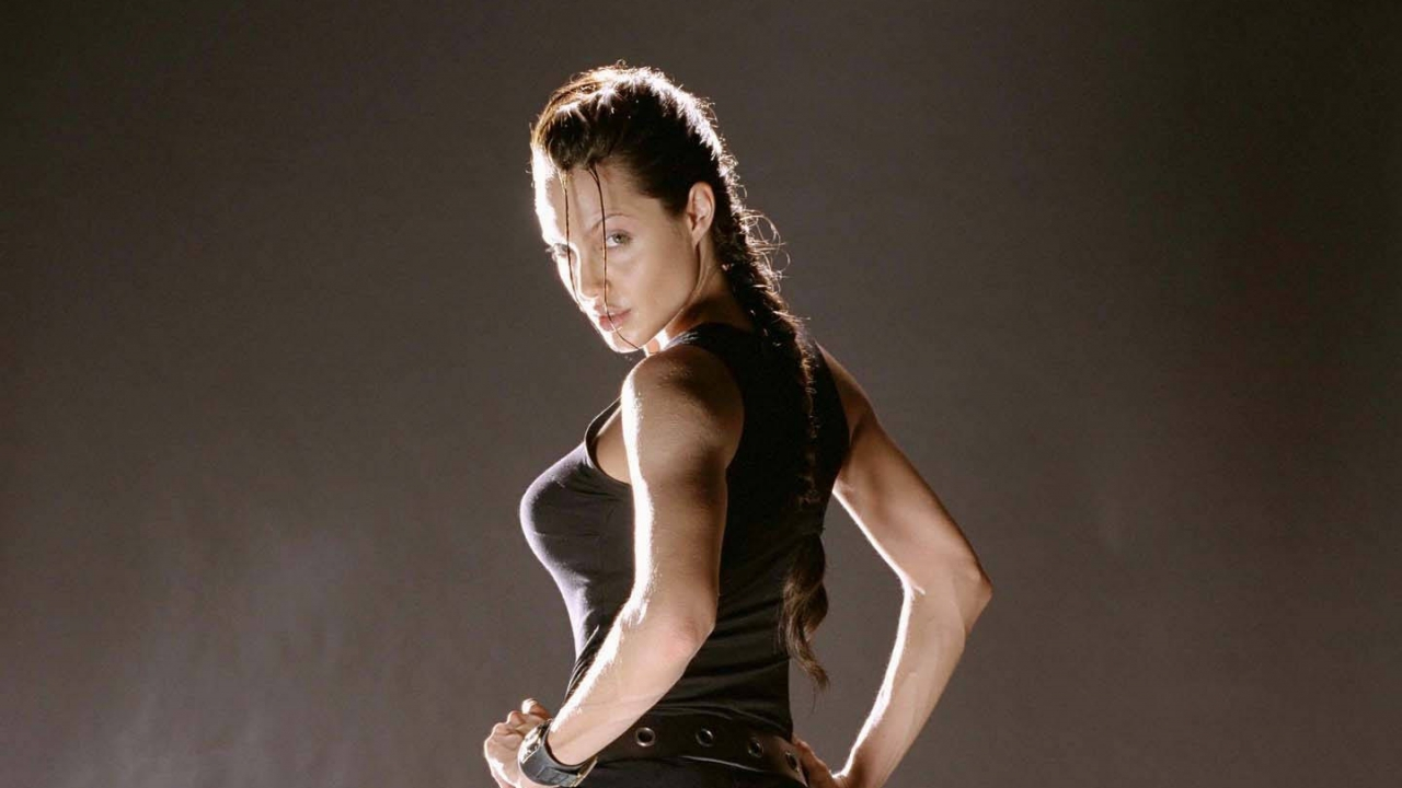 Zit Angelina Jolie in de 'Tomb Raider' reboot?