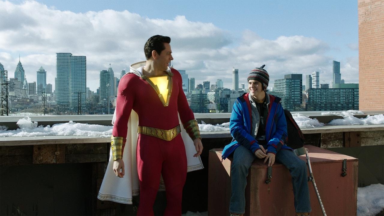 Slecht nieuws over dit gerucht rond 'Shazam: Fury of the Gods' - FilmTotaal