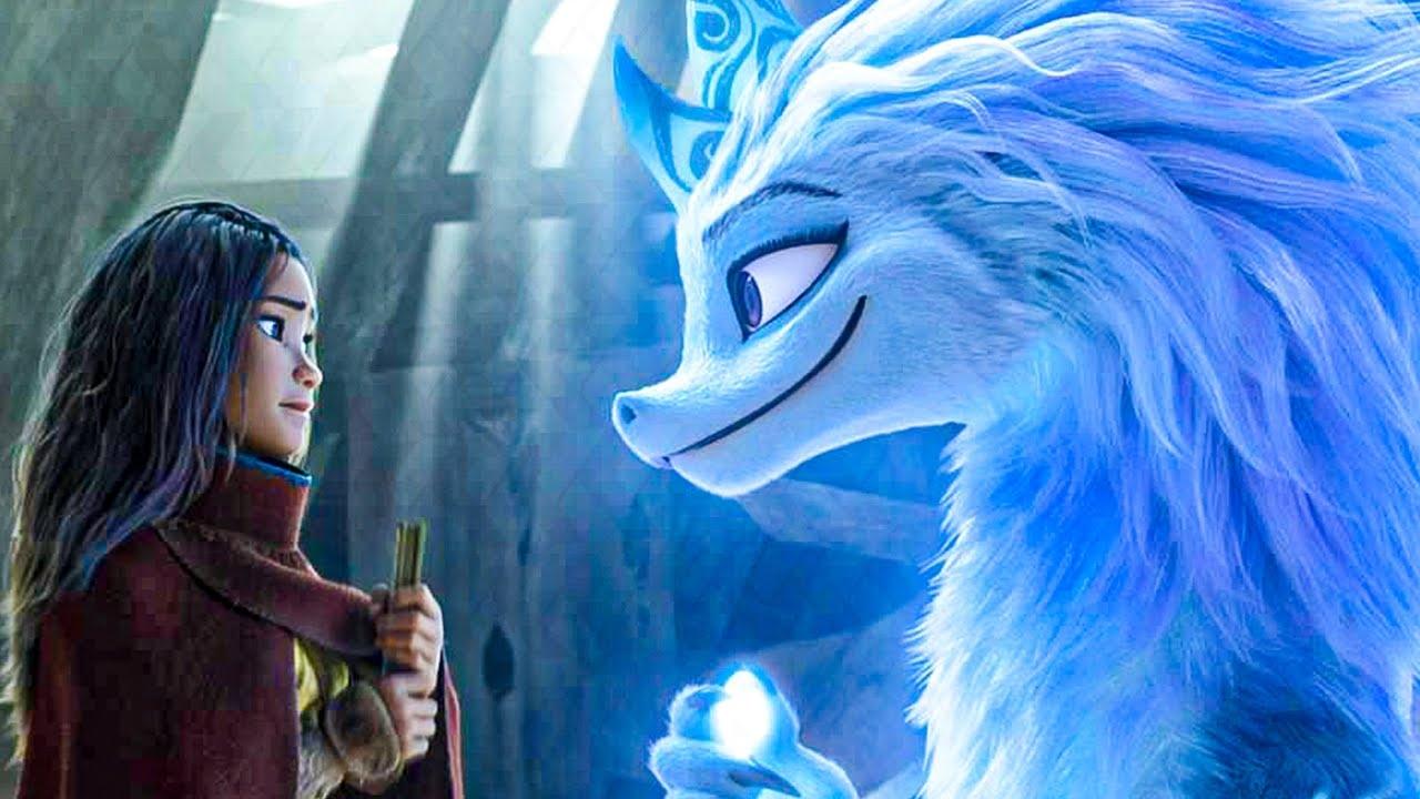 De reden waarom meerdere grote bioscoopketens niet 'Raya and the Last Dragon' vertonen - FilmTotaal