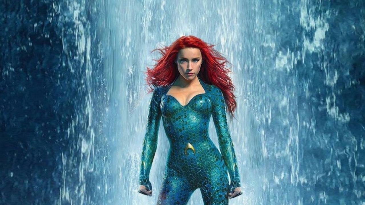 Amber Heard niet in 'Aquaman 2' na contractbreuk? - FilmTotaal