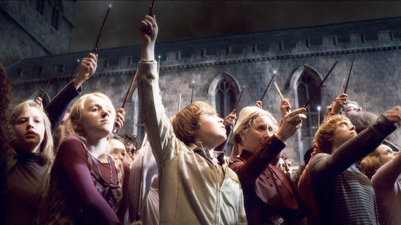'Harry Potter'-actrice wilde zelf betalen voor belangrijke scene - FilmTotaal