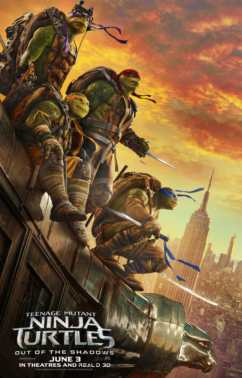 Teenage Mutant Ninja Turtles Out Of The Shadows 2016 Filmtotaal