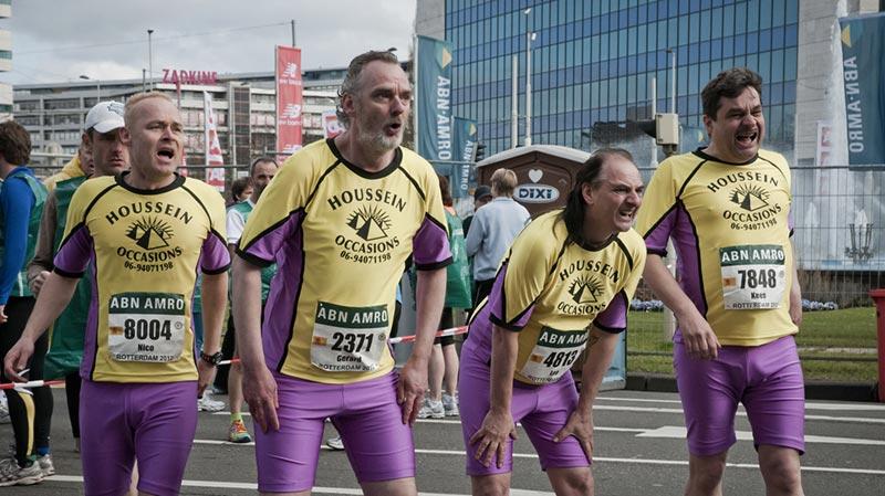 De marathon samenvatting