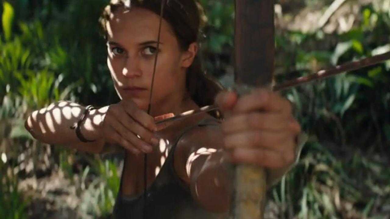 Bioscoopreleases: Tomb Raider, LBJ meer