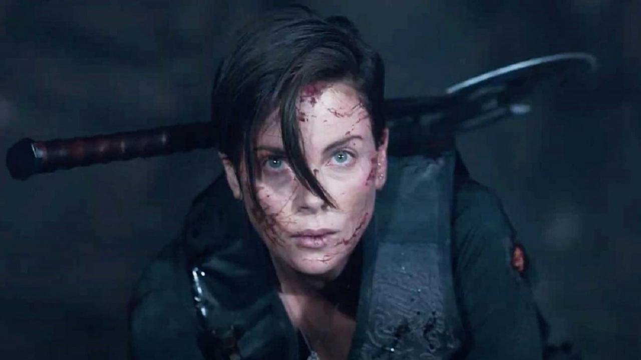 Charlize Theron in nieuwe Netflix-fantasyfilm van 'Ghostbusters'-regisseur - FilmTotaal