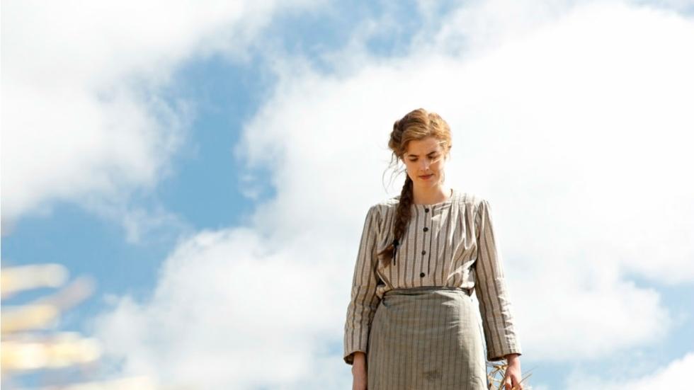 Oorlog en romantiek in trailer 'Sunset Song'