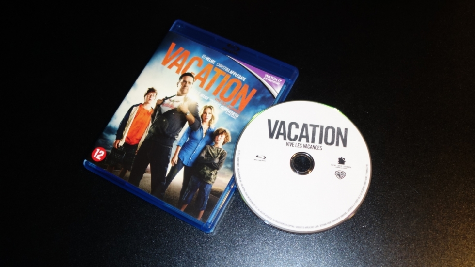 Blu-Ray Review: Vacation