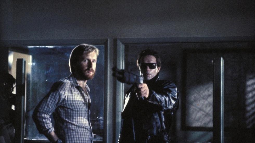 """""""James Cameron moet 'Terminator' redden"""""""