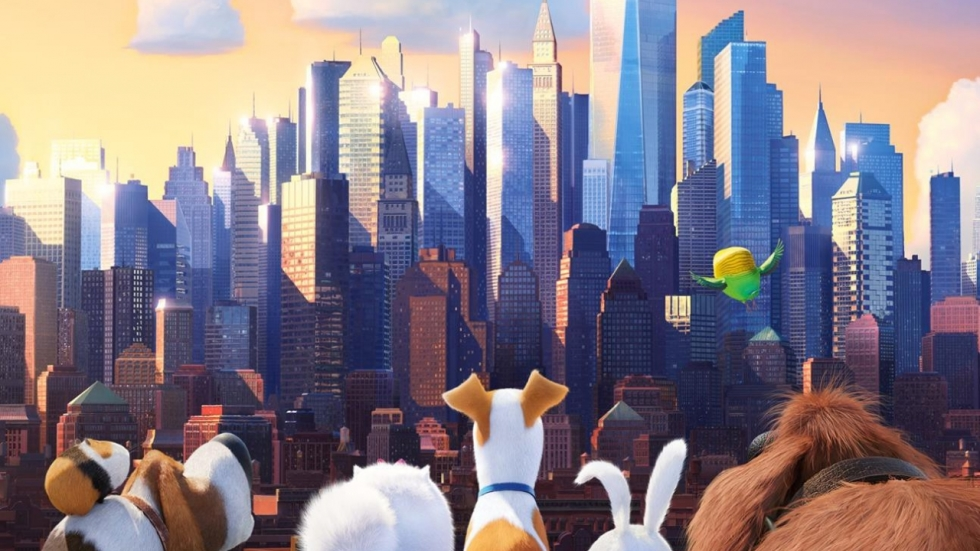 Nieuwe trailer & poster 'The Secret Life of Pets'
