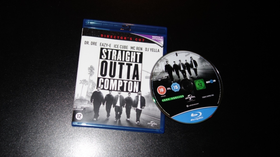 Blu-Ray Review: Straight Outta Compton