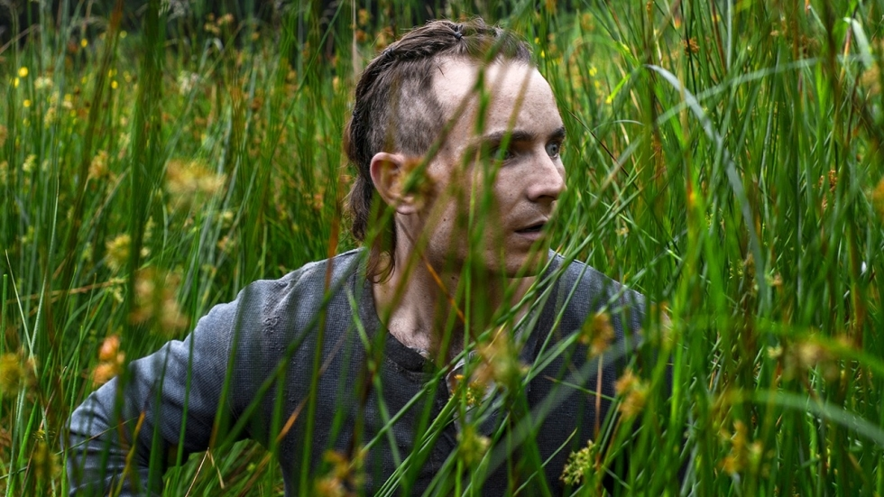 Intense trailer 'The Survivalist'