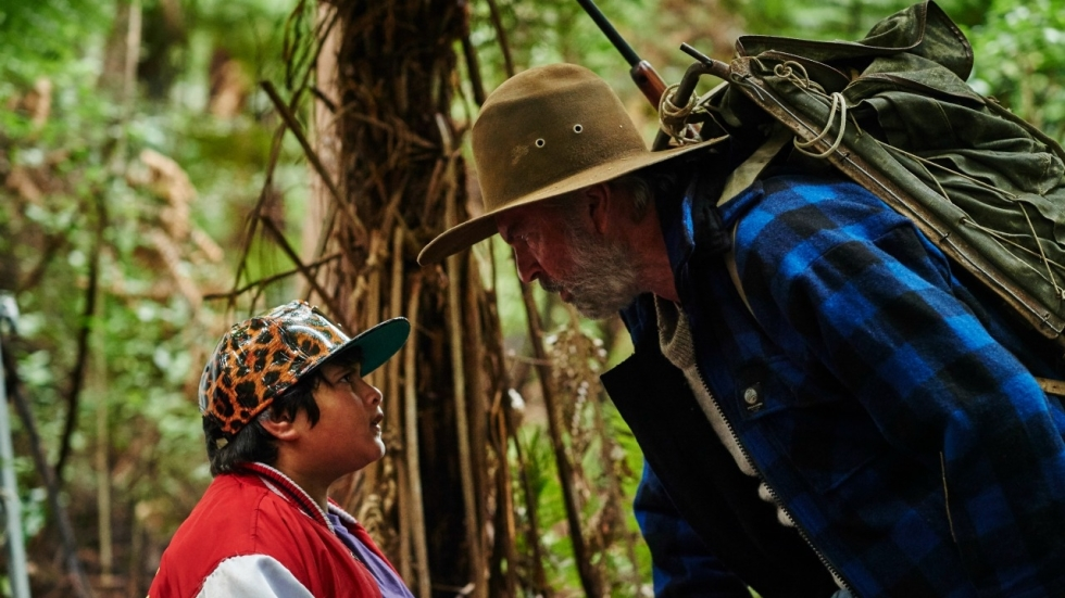 Vermakelijke teaser Sundance-komedie 'Hunt for the Wilderpeople'