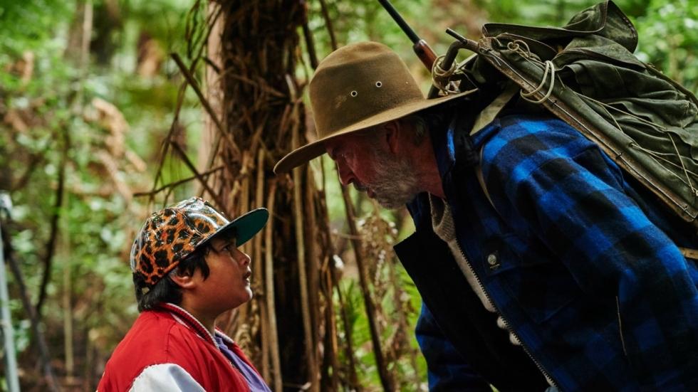 Vermakelijke teaser Sundance-komedie 'Hunt for the Wilderpeople'