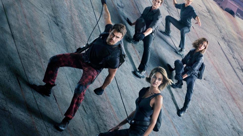Nieuw trailer derde 'Divergent'-film 'Allegiant'
