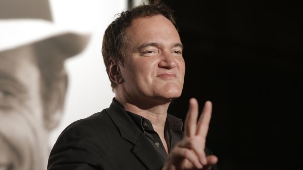 "Quentin Tarantino over het ""Quentin Tarantino Universe"""