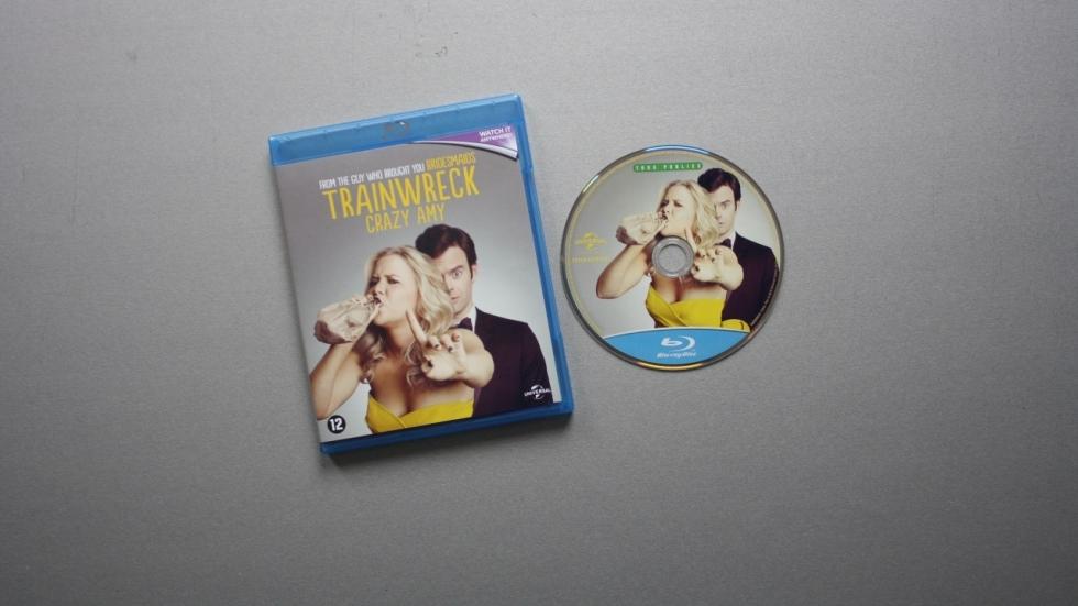 Blu-ray recensie: 'Trainwreck'