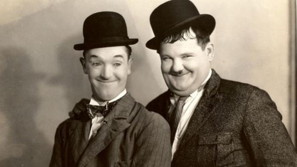 Steve Coogan en John C. Reilly als Laurel & Hardy in biopic 'Stan & Ollie'