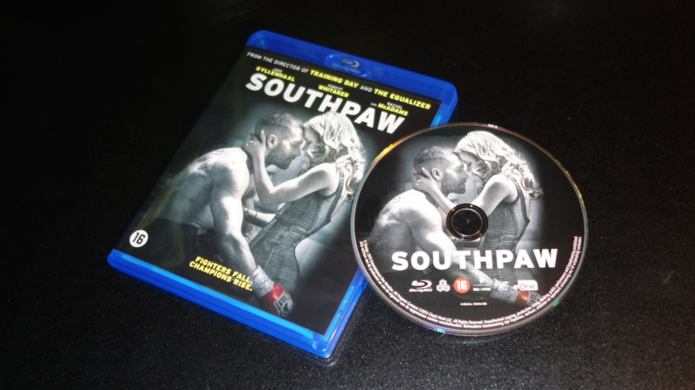 Blu-Ray Review: Southpaw