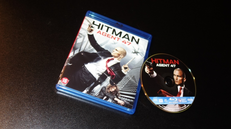 Blu-Ray Review: Hitman: Agent 47