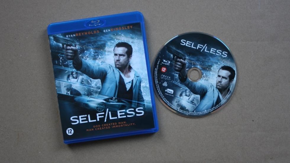 Blu-ray recensie: 'Self/Less'