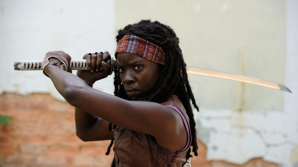 'Walking Dead'-actrice speelt Tupac's moeder in 'All Eyez on Me'