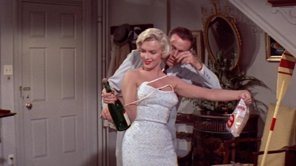 Klassieke tv- tip: 'The Seven year Itch' met Marilyn Monroe