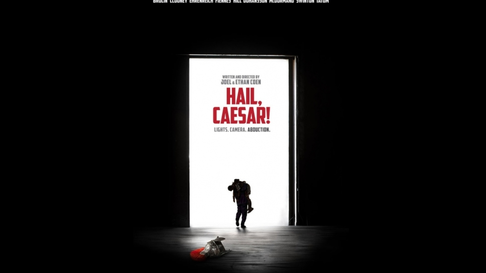 Poster & tv-spot 'Hail, Caesar!'