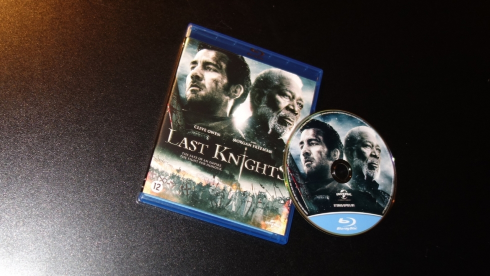 Blu-Ray Review: Last Knights