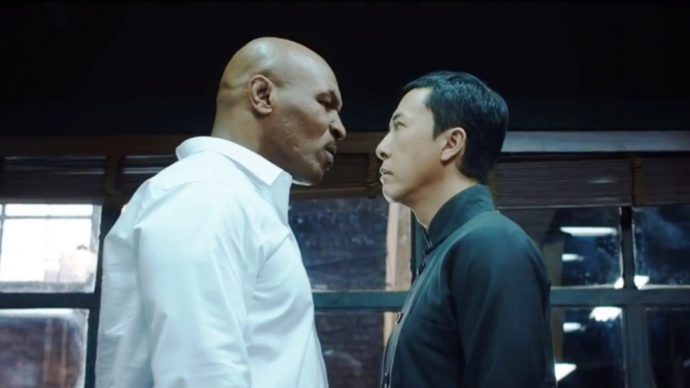 Bruce Lee is terug in nieuwe clip 'Ip Man 3'