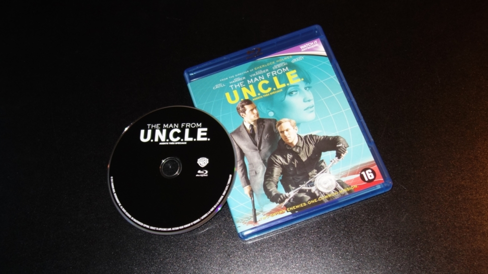 Blu-Ray Review: The Man from U.N.C.L.E.