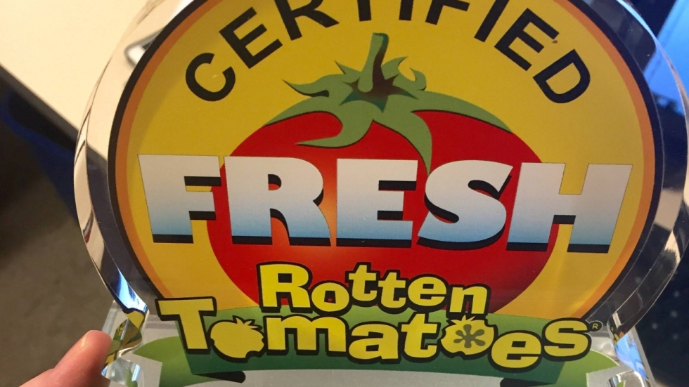 Rotten Tomatoes Top 30 over 2015