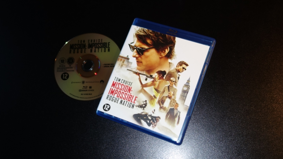 Blu-Ray Review: Mission: Impossible - Rogue Nation