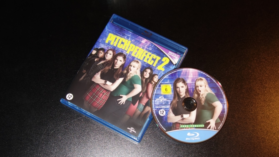 Blu-Ray Review: Pitch Perfect 2
